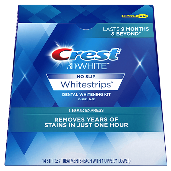 Crest 3D White 1 Hour Express 2017 (1)