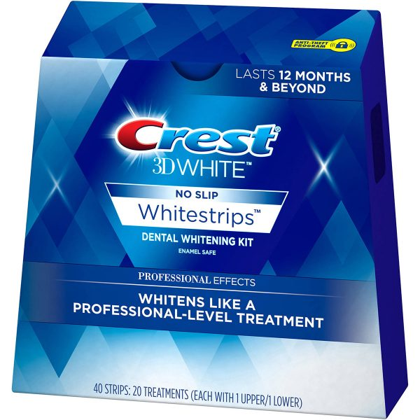 Crest 3D White Professional Effects 2017 (2)