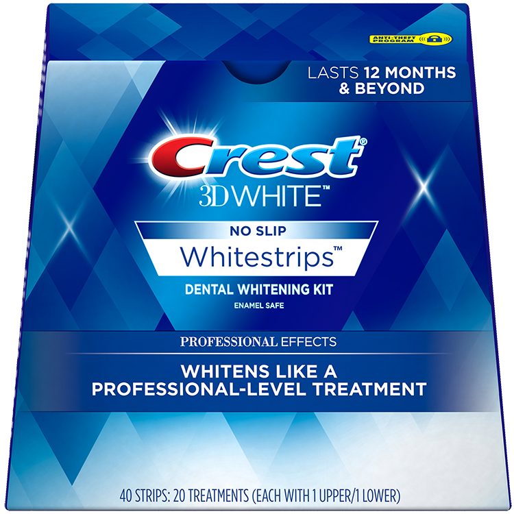 Crest 3D White Professional Effects 2017 (3)