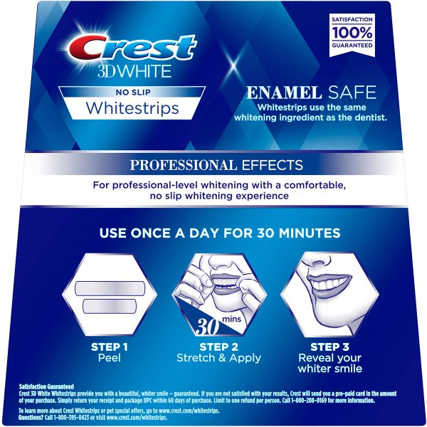 Crest 3D White Professional Effects 2017 (4)