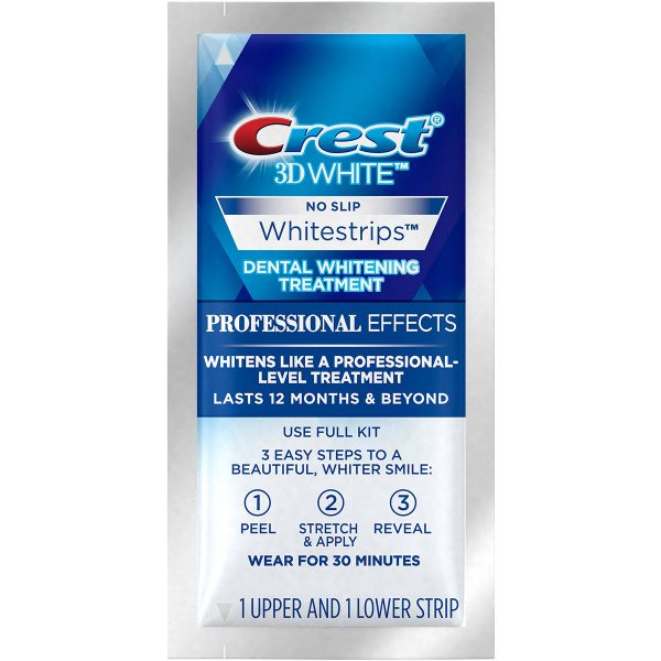 Crest 3D White Professional Effects 2017 (5)