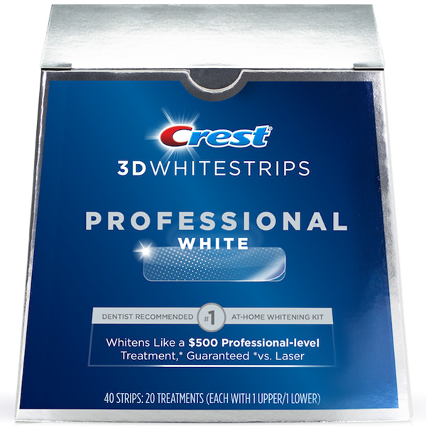 Crest 3D White Professional Effects 2019