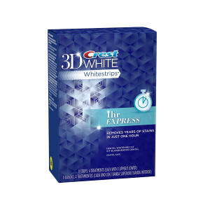 Crest 3D White 1 Hour Express