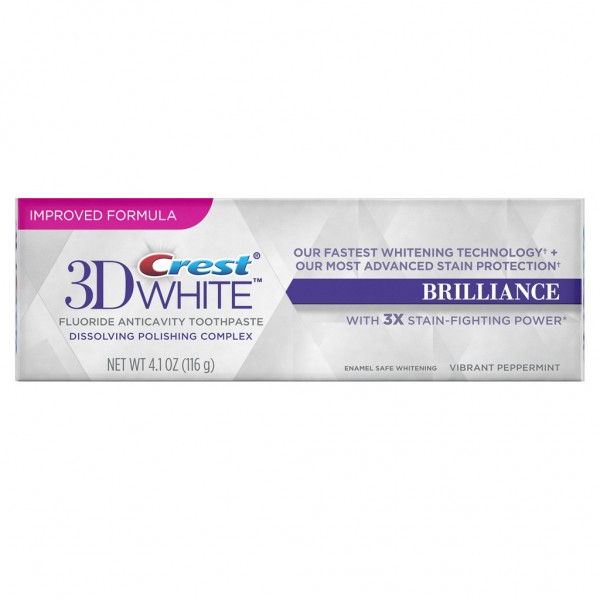Crest 3D White Brilliance 1