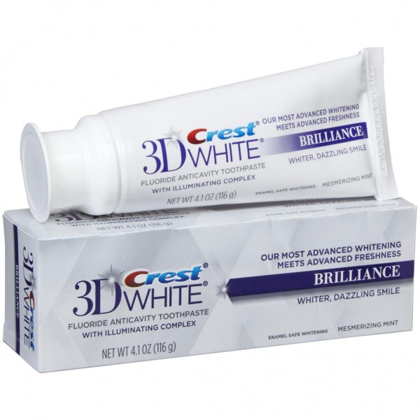 Crest 3D White Brilliance 3