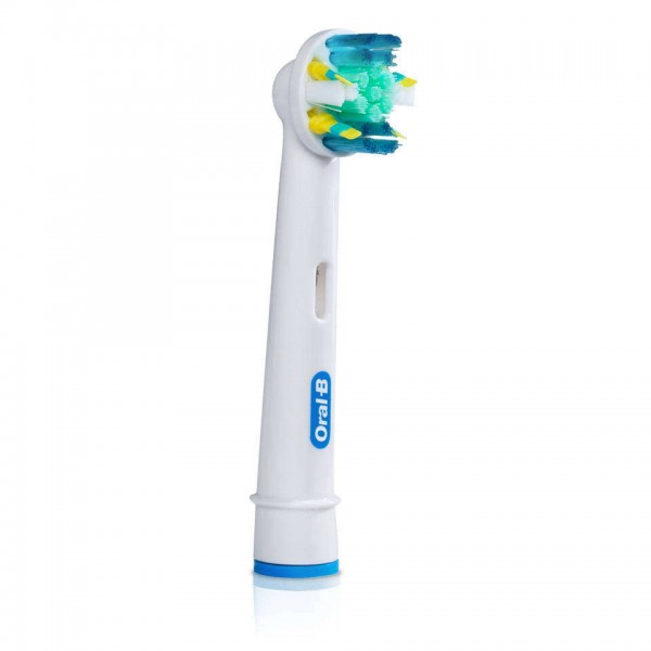 Floss Action Toothbrush Heads