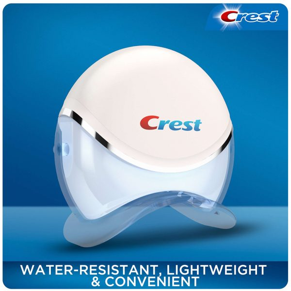 Crest 3D White Whitestrips with Light 12
